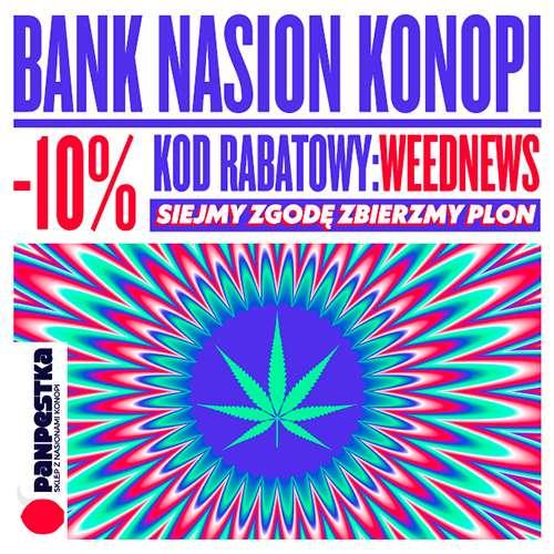 kod rabatowy bank nasion -10%