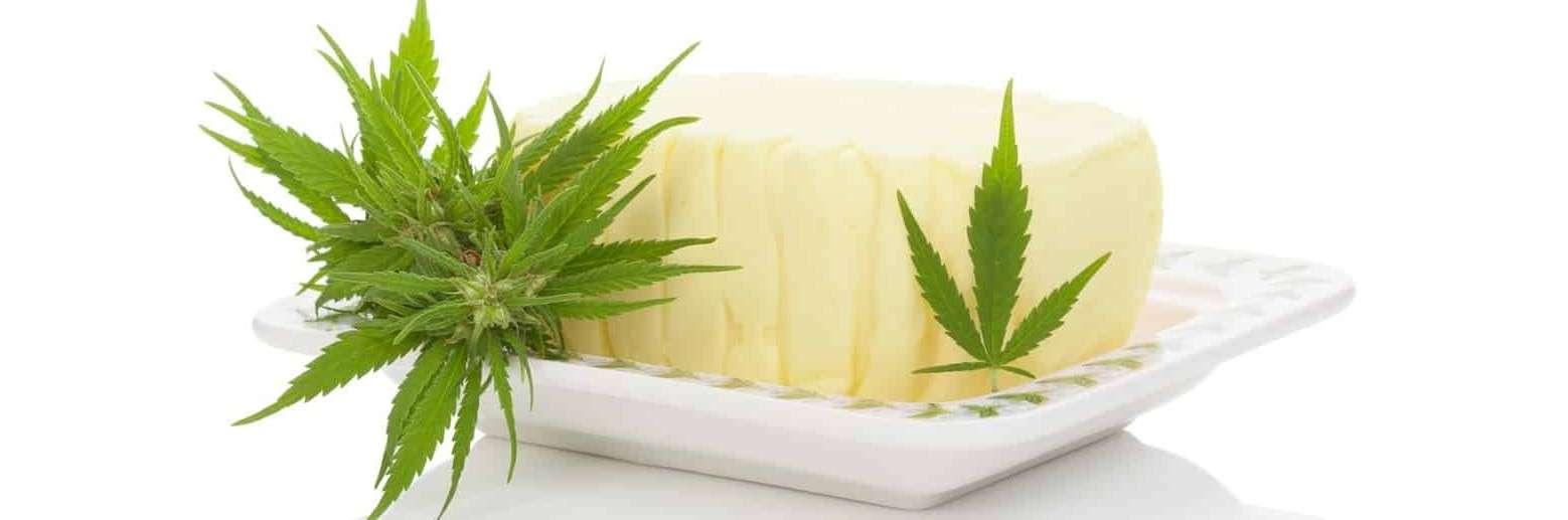 Canna-butter czyli masło z konopiami ala ZenOn