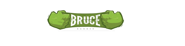bruce banner logo