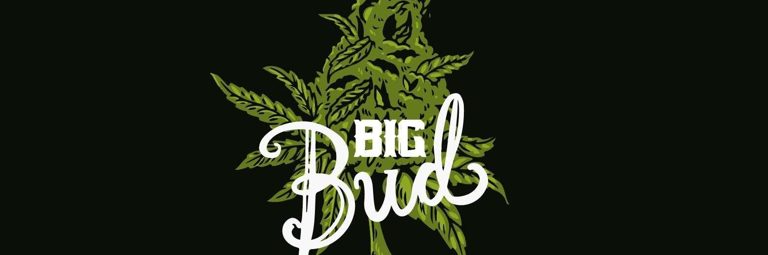 "Big Bud – Krzak ""Kulturysta na sterydach"""