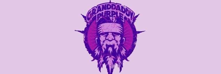 Grand Daddy Purple – Dziadek wśród fioletów